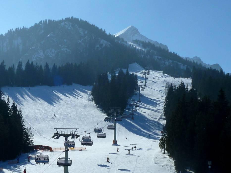 Ski resort garmisch classic garmisch partenkirchen for Designhotel garmisch