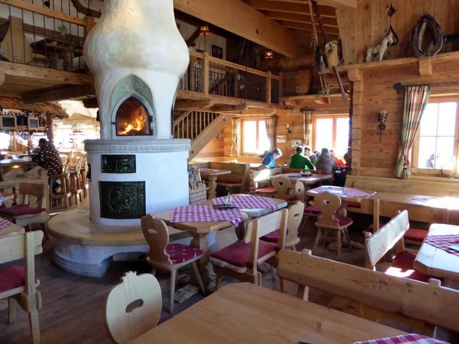 Mountain restaurants, huts Zillertal Arena – Zell am Ziller/Gerlos ...