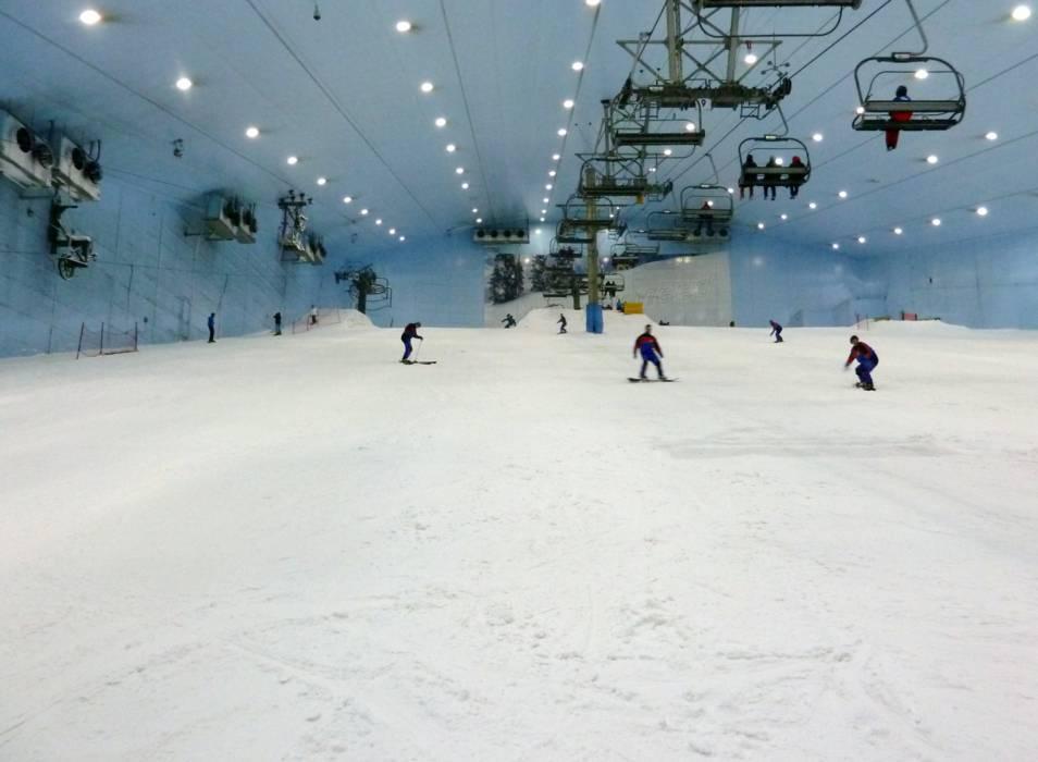 emirates mall ski - photo #38