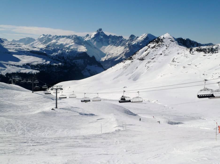 Ski resort Le Grand Massif – Flaine/Les Carroz/Morillon/Samoëns/Sixt ...