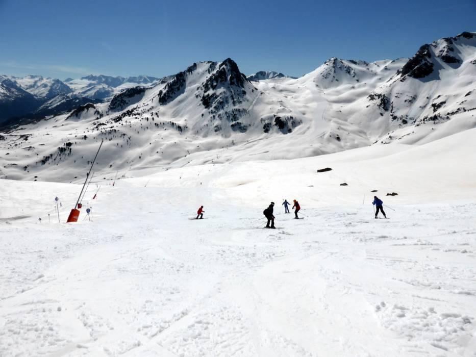 location ski formigal