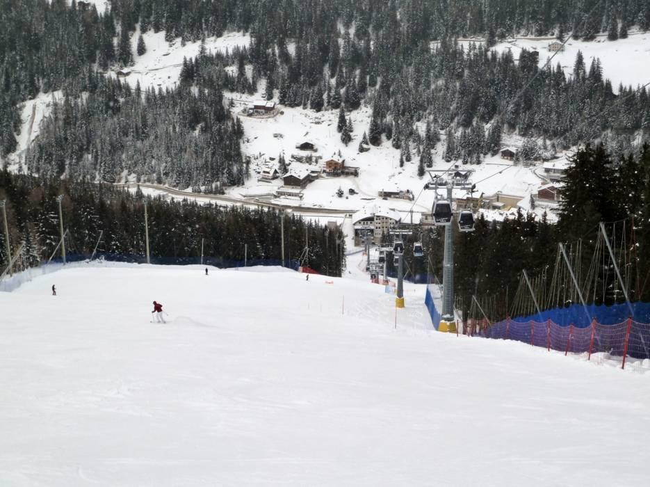 how to build santas ski slope