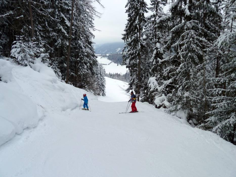 Slope offering Schneeberg-Hagerlifte – Mitterland (Thiersee)