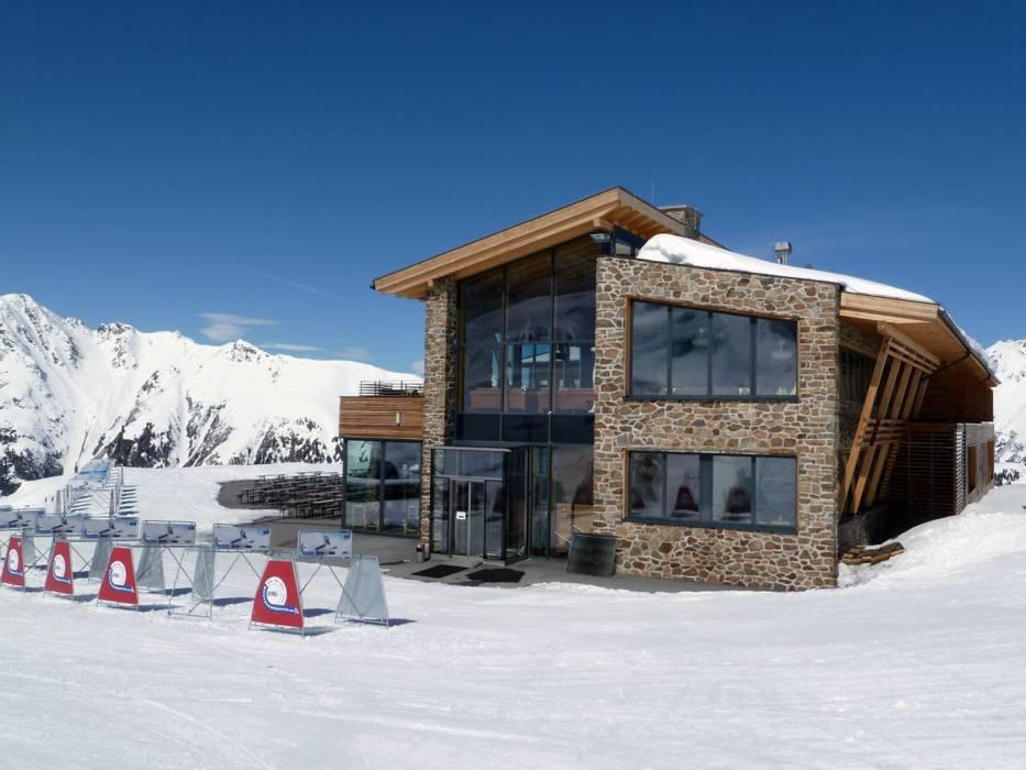 Mountain restaurants, huts Ischgl/Samnaun – Silvretta Arena