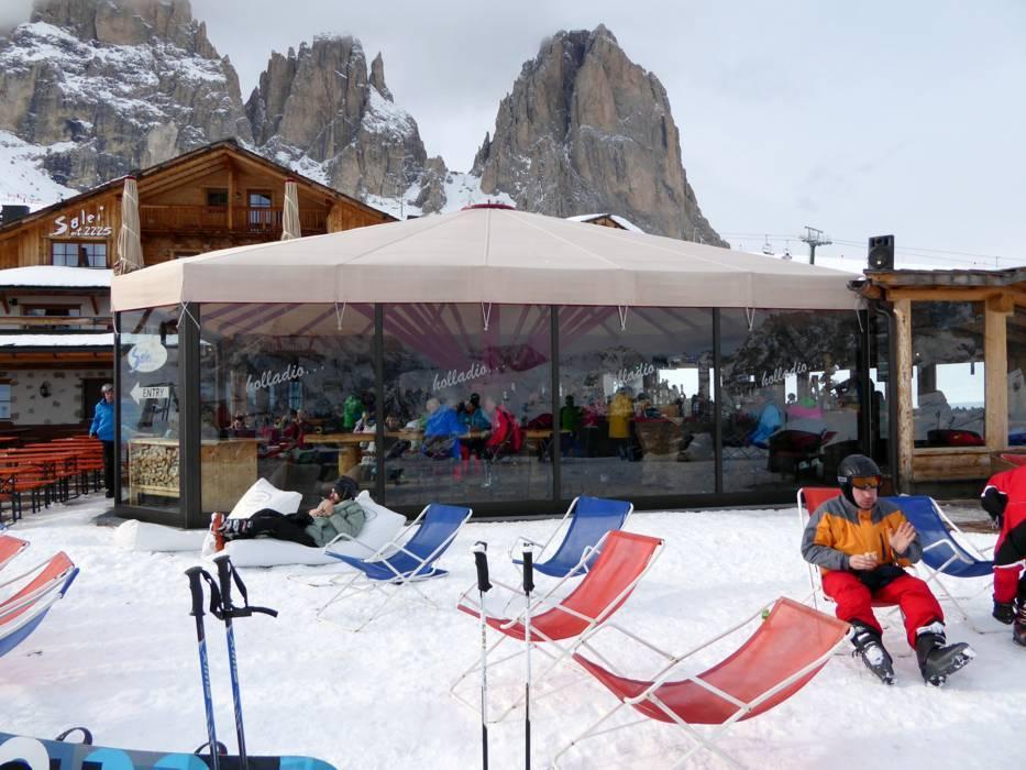 Apr̬s-ski Belvedere/Col Rodella/Ciampac/Buffaure РCanazei ...