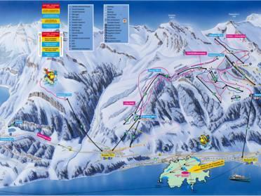 Ski resort Klewenalp/Stockhütte – Beckenried/Emmetten - Skiing ...
