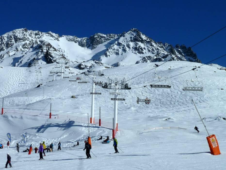 Ski lifts Les 3 Valles Val ThorensLes MenuiresMribel