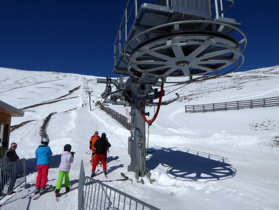 Total Access Chair Lift Lifts Cable Cars Loveland
