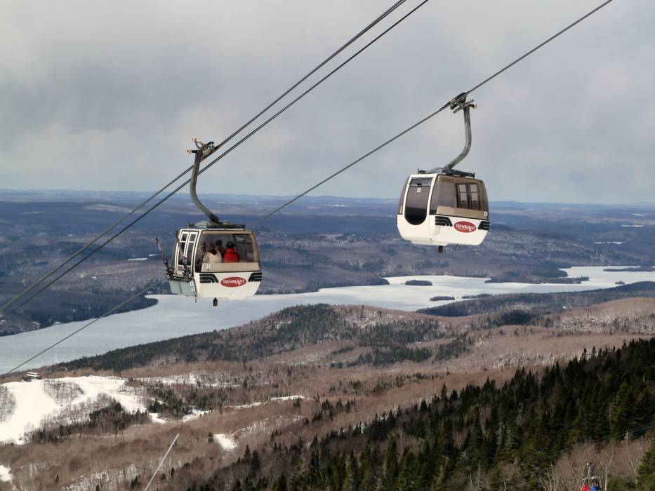 Cable Chair Lift : Lifts cable cars mont tremblant
