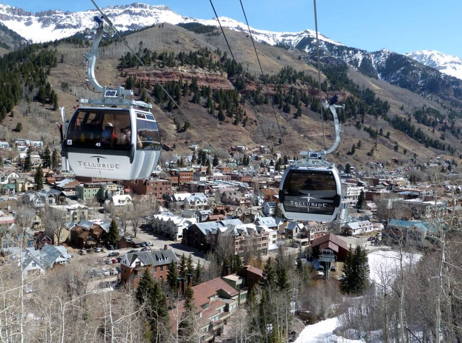 Telluride Colorado Car Rental