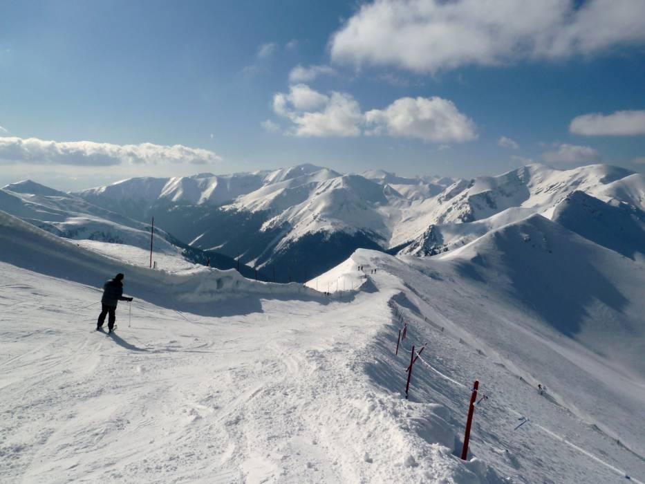 Ski Resort Kasprowy Wierch Zakopane Skiing Kasprowy Wierch