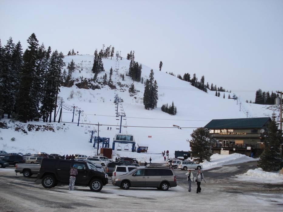 Ski resort Donner Ski Ranch - Skiing Donner Ski Ranch on