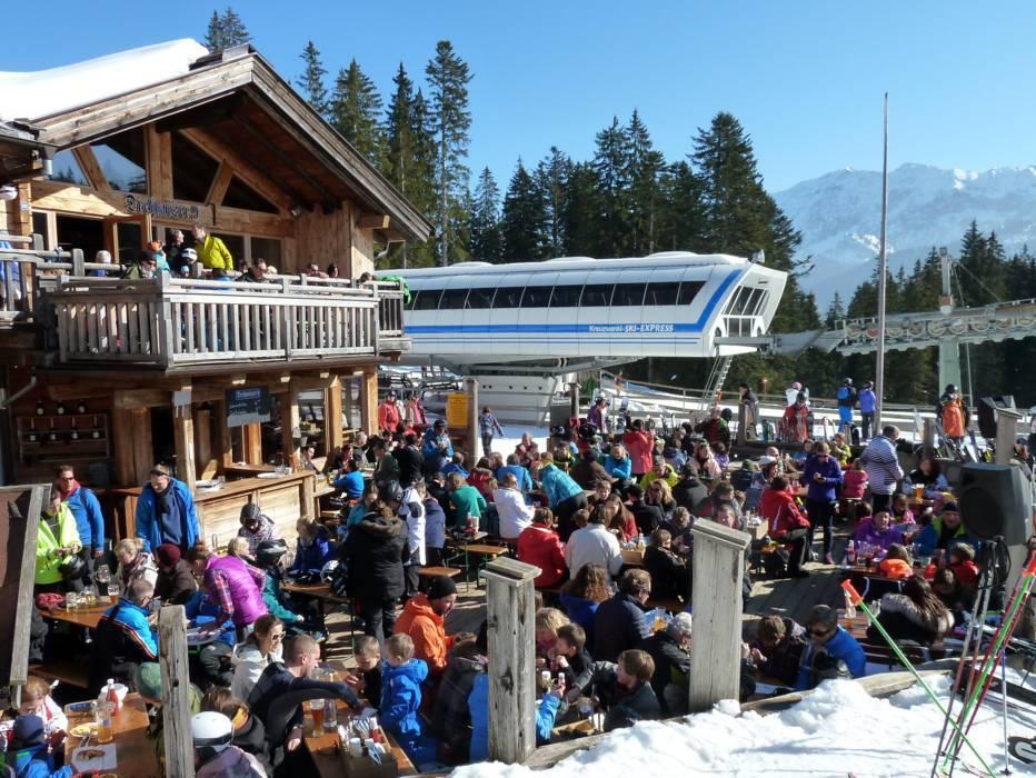 Ski Resort Garmisch Classic Garmisch Partenkirchen Skiing Garmisch Classic Garmisch Partenkirchen