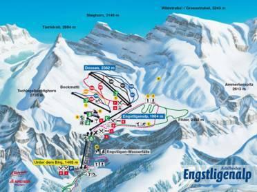 Ski Resorts Adelboden Frutigen Skiing In Adelboden Frutigen