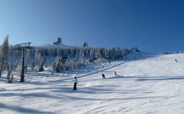 ski resort Arber - The Arber
