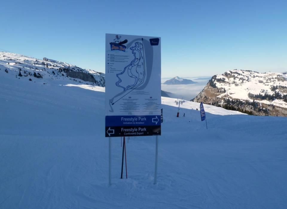 grand massif ski pass