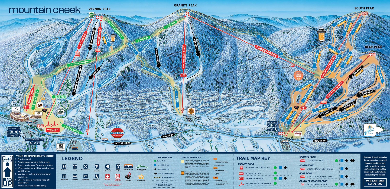 trail map mountain creek – vernon