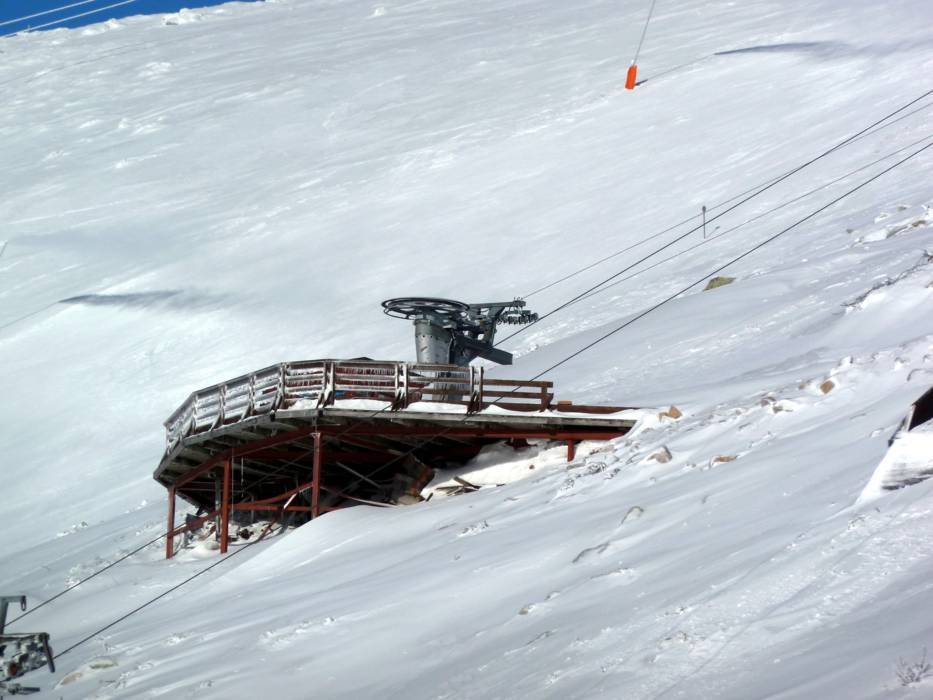 Lyžiarske stredisko Jasná-Chopok Juh