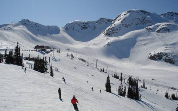 North America Best Ski Resorts North America Top Ski Resorts - North americas best mountain resorts