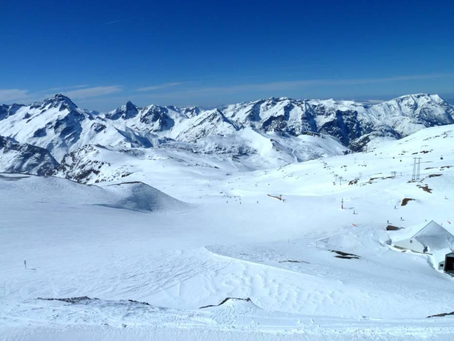 Ski resort Les 2 Alpes Skiing Les 2 Alpes