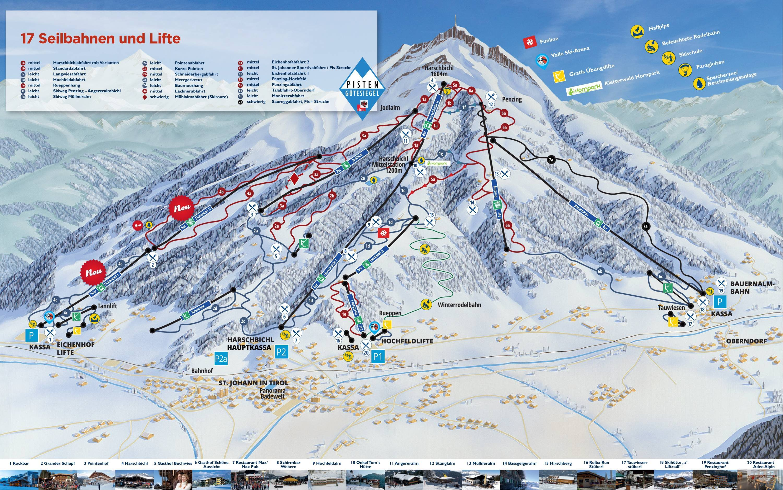 Ski resorts in Georgia Ski resort statistics