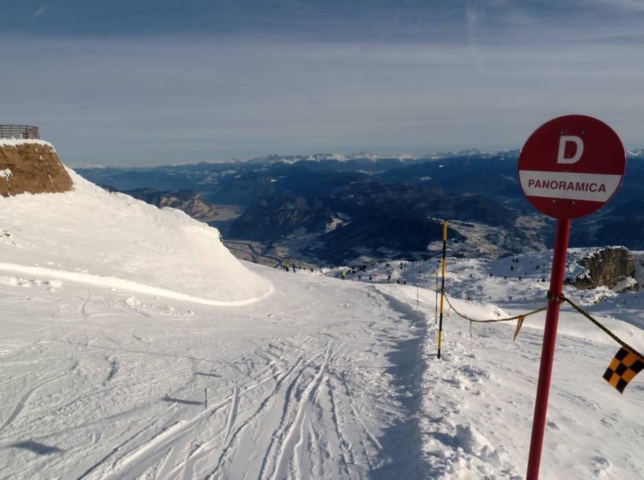 Ski resort Paganella Andalo Skiing Paganella Andalo