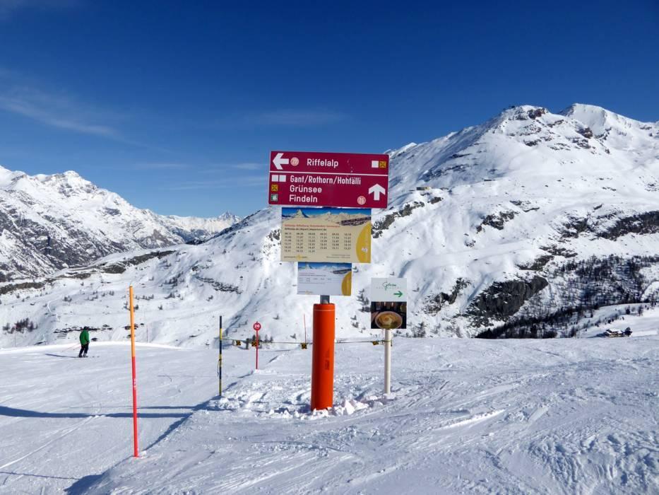 Orientation ZermattBreuilCerviniaValtournenche Matterhorn