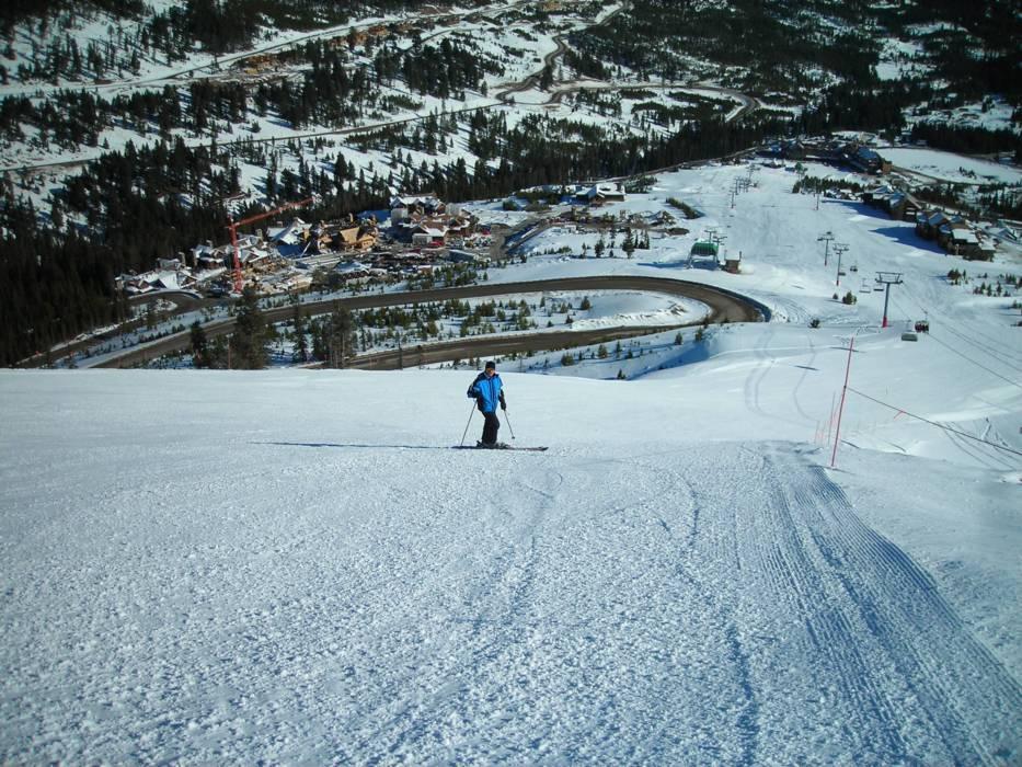 Ski Resort Yellowstone Club - Skiing Yellowstone Club Ski resort Yellowstone Club - Skiing Yellowstone Club Yellow Things 1 yellowstone club trail