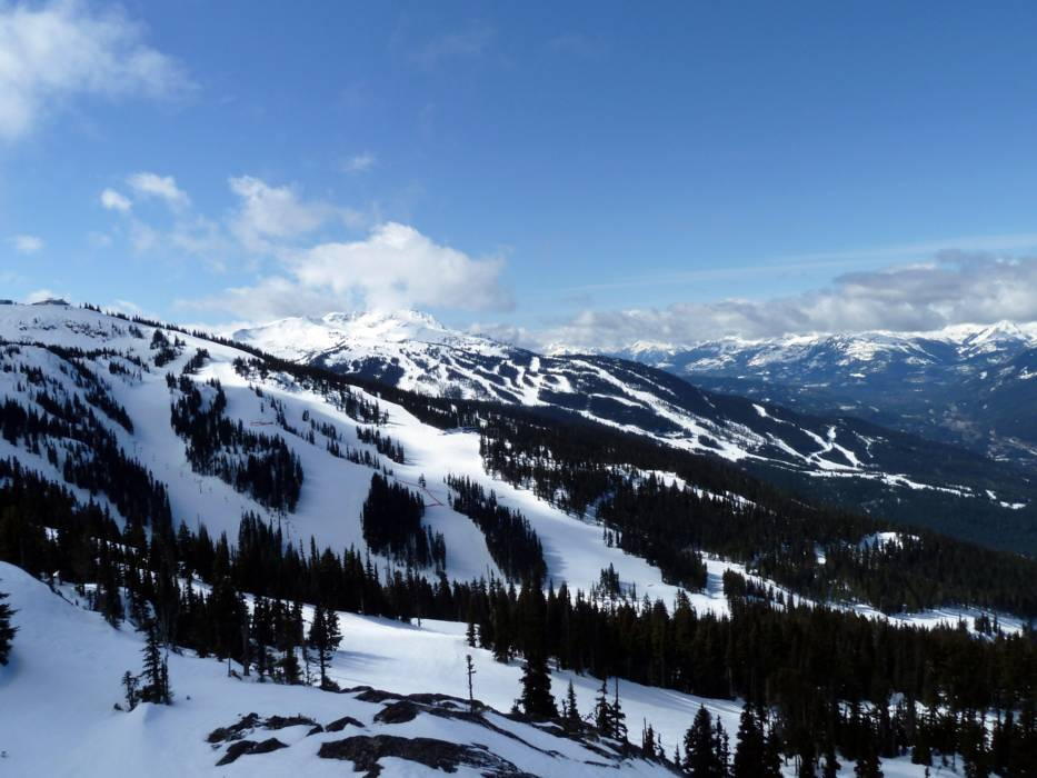 North America Ski Resort Size Best Ski Resort Size In North America - North americas best mountain resorts