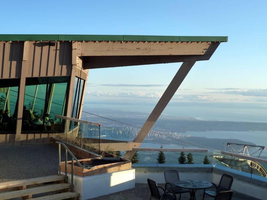 Mountain Restaurants Huts Grouse Gastronomy