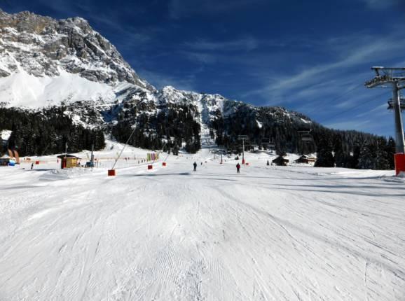Nighttobogganing - Ehrwalder Almbahn - Tyrol