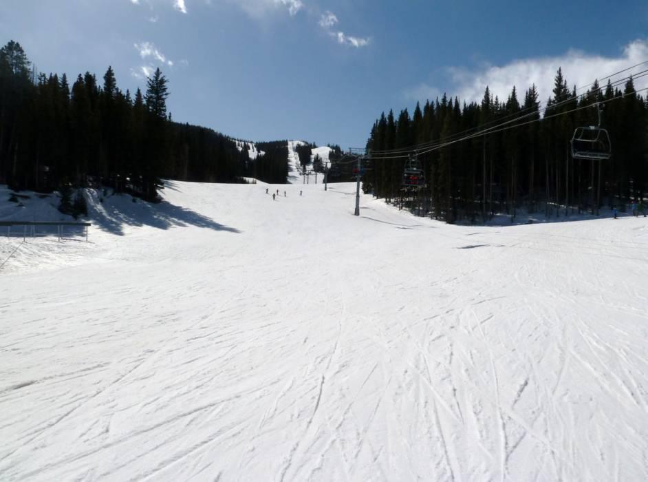 ski resort snowmass skiing snowmass