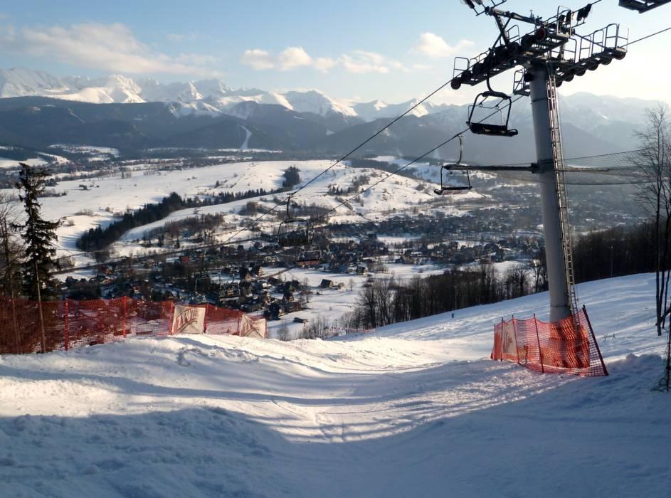 Ski Resort Harenda Skiing Harenda