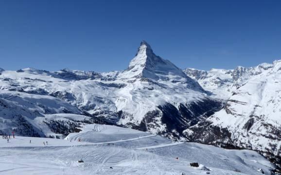 Ski resorts Aosta Valley Valle dAosta skiing in the Aosta