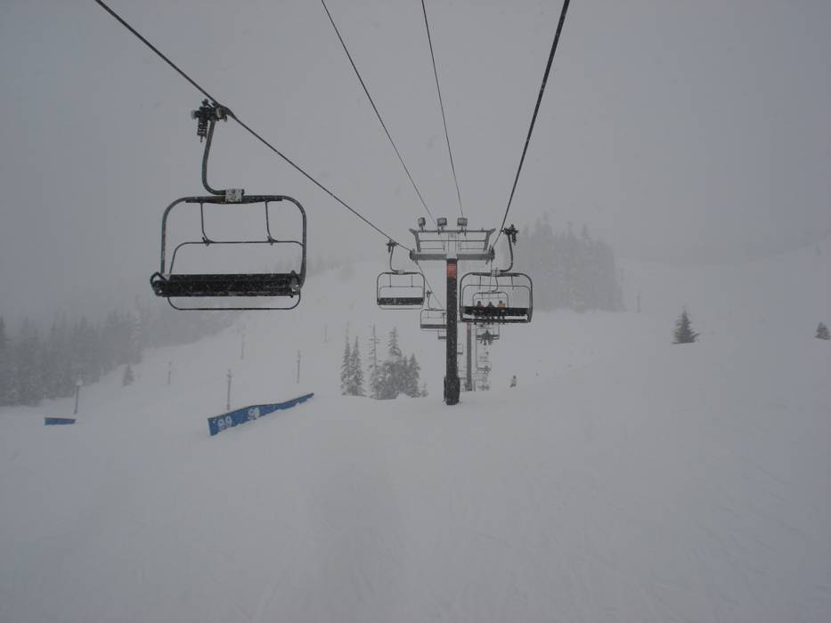 Summit Chair Lift ski lifts the summit at snoqualmie - cable cars the summit at