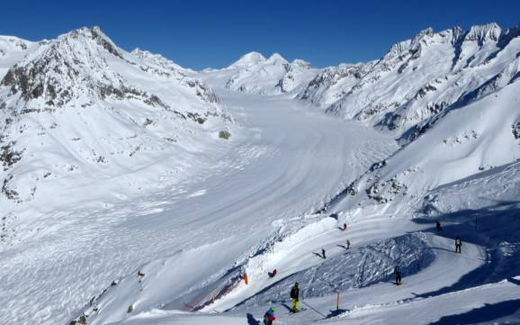 Ski resorts Switzerland - skiing in Switzerland (Schweiz)