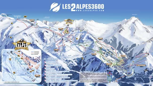 Liaison Alpe dHuezLes 2 Alpes