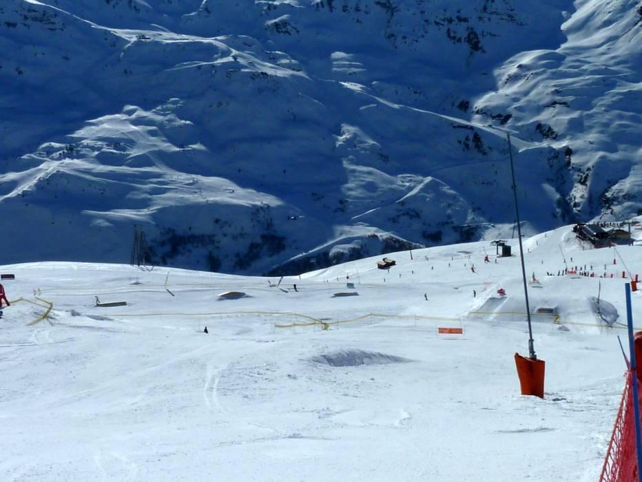 Ski resort Les 3 Valles Val ThorensLes MenuiresMribel