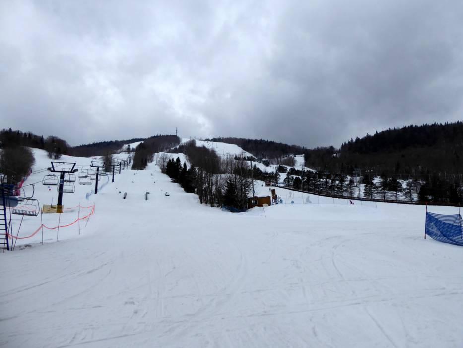 Skiing Stoneham Mountain Resort Ski resort Stoneham