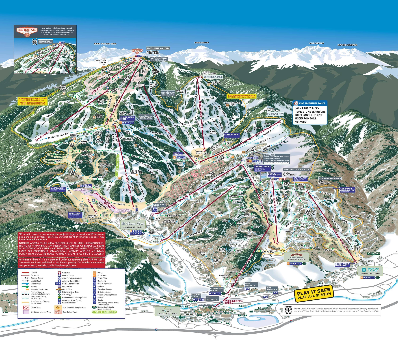 Trail Map Beaver Creek Math Wallpaper Golden Find Free HD for Desktop [pastnedes.tk]