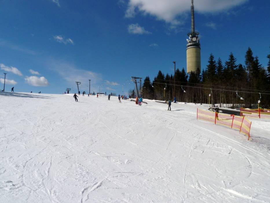 Beginner Friendly Rating Oslo Vinterpark Tryvann