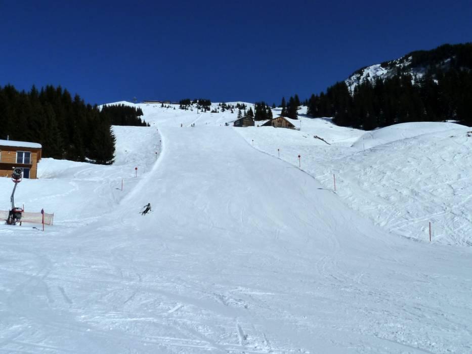 Slopes Damüls Mellau - Runs/ski slopes Damüls Mellau
