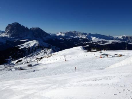 Dolomiti Superski ski resort size best ski resort size in