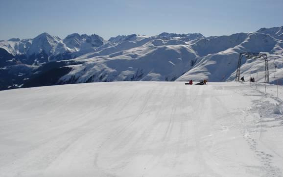 Ski resorts Andermatt skiing in Andermatt