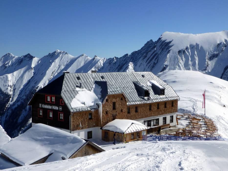 location ski kaprun