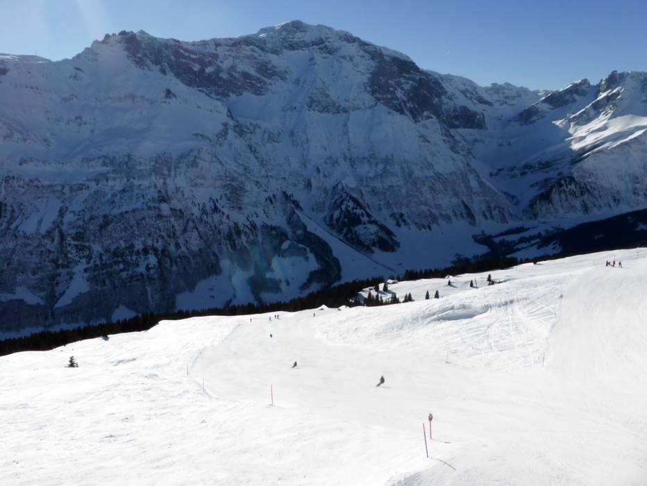 Ski resort Elm im Sernftal Skiing Elm im Sernftal