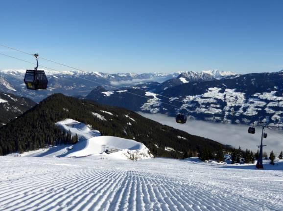 Ski resort Spieljoch – Fügen - Skiing Spieljoch – Fügen