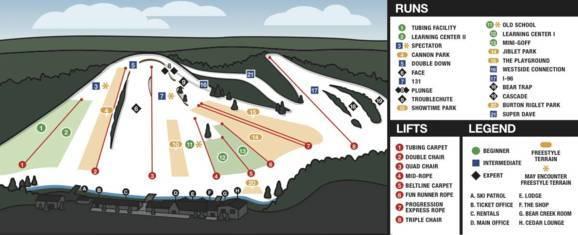 Ski Resort Guide