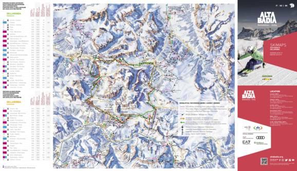 Sella Ronda Ski Map Pdf