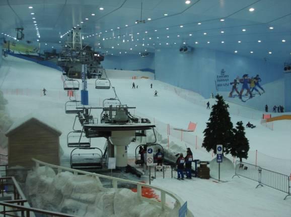 Ski Lifts Ski Dubai Mall Of The Emirates Cable Cars Ski Dubai